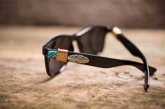 Beaded Wayfarer Sunglasses   HoodKnitt   Bourbon & Boots