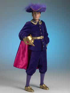 Masquerade Prince - Cinderella series Tonner Doll Company