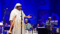 TOADA ANCESTRAL - Projeto Natura - Geronimo Santana, Banda Mont´Serrat e Orquestra Afro Sinfônica - Camaçari-Bahia-Brasil (06-03-2015)