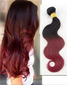 Amazing ombre hair !Be chic and stylish wherever u are. Get a try now.