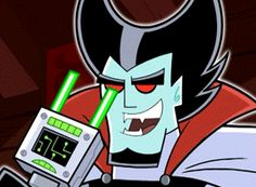 danny phantom vlad | Vlad attempts to chase them both back by means of sending his mutated ...