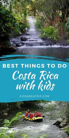 If you are planning a trip to Costa Rica, the amount of information can be overwhelming. Here are some of our favorite things to do in Costa Rica with kids, from Costa Rica resorts to Costa Rica adventures. The hard part will be choosing favorites! - Kids Are A Trip  Costa Rica travel  Costa Rica things to do  Costa Rica where to stay  Costa Rica guide  Costa Rica hot springs  Costa Rica National Parks Honduras, Travel With Kids, Family Travel, Coata Rica, Costa Rica Travel, Visiting Costa Rica, Costa Rica With Kids, Places To Travel, Travel Destinations
