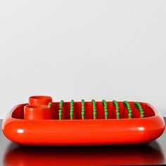 Magis Dish Doctor Orange now featured on Fab.