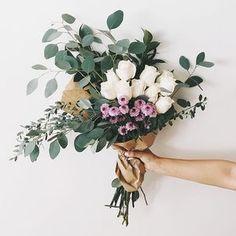 Grocery Store Bouquets   A Fabulous Fete