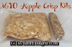 MYO Apple Crisp Kit