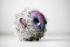 Artist Oso Polar Creates Creepy-Cute Art Toys And Sells Them Online - You'll Want One
