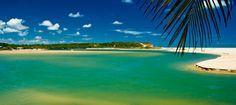 Praia da Barra de Gramame- João Pessoa- PB