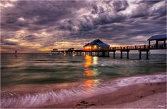 Clearwater Beach has got to be one of the greatest beaches I have been to. Pier 60 is so much fun!