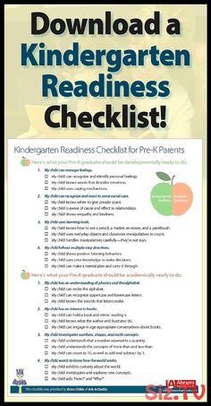 Kindergarten Readiness Checklist for Pre-K Parents - Colorful Dreams Kindergarten Nursery Preschool Assessment, Preschool Curriculum, Preschool At Home, Preschool Learning, Preschool Readiness, Career Assessment, Summative Assessment, Preschool Classroom, Classroom Ideas
