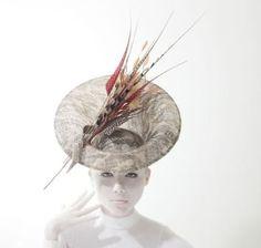 Inspirándonos con la colección de Philip Treacy SS 2014