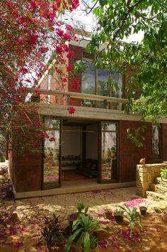 Casa Estudio by Taller de Arquitectura