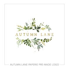 love these plants Custom Website Design, Custom Logo Design, Graphic Design, Design Web, Brand Design, Layout Design, Vine Logo, Carta Logo, Logo Fleur