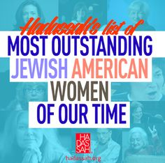 http://www.hadassah.org/site/c.keJNIWOvElH/b.6606301/k.4698/March_Is_Womens_History_Month.htm