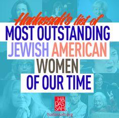 http://www.hadassah.org/site/c.keJNIWOvElH/b.6606301/k.4698/March_Is_Womens_History_Month.htm
