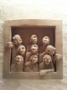 Ans Vink – Skulpturen – Keramik – Source by Ceramic Figures, Clay Figures, Pottery Sculpture, Sculpture Clay, Abstract Sculpture, Ceramic Pottery, Ceramic Art, Ceramic Sculpture Figurative, Sculptures Céramiques