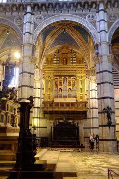 Duomo Organ, Siena