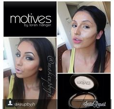 Contouring really does wonders lol love it!