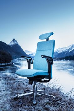 Our most comfortable deluxe task chair to date: Meet the HÅG Tribute Scandinavian, Meet, Chair, Lab, Design, Chairs, Labs