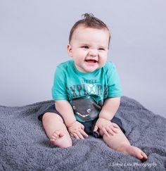 7 Month old little boy - Sonya Lira Photography Manvel, Texas