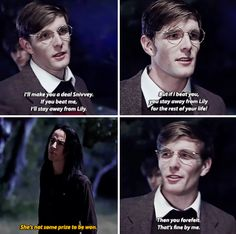 """From Severus Snape and the Marauders fanfilm BRAND NEW (published March 1, 2016) from the Creators of """"The Greater Good"""" You can find a full video from my HP videos board"""