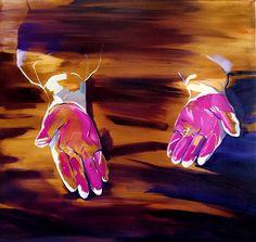 Lengl Orsolya Hogyan mossunk helyesen kezet Painting, Art, Art Background, Painting Art, Kunst, Paintings, Performing Arts, Painted Canvas, Drawings