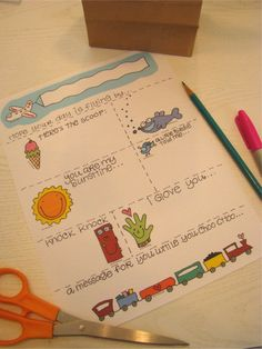 FREE Printable Lunchbox Love Notes for Kids