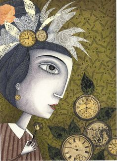It's a Matter of Time by Judith Clay