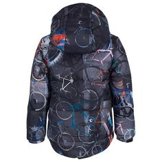 Paul Smith Junior Reversible Puffa Jacket