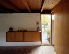 "subtilitas: "" Roland Rainer - Summer house, St. Margarethen 1957. Photos © Margherita Spiluttini. """