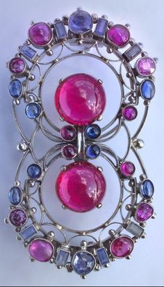 Arts & Crafts Brooch,  British, circa 1930