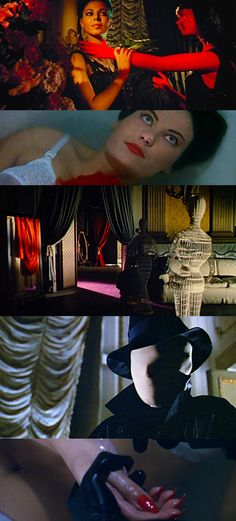 Blood and Black Lace (1964) | Community Post: 10 Of The Most Stylish Scary Movies Ever