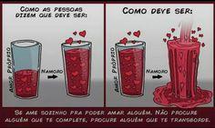 Sobre namoro ☝.