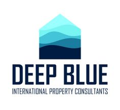 the name of my identity will be deep blue creative.