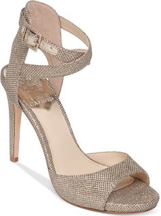 Vince Camuto Faunora High Heel Evening Sandals