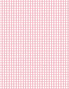 Make Your Own Mini Washi Tape Strips... free printable gingham pattern