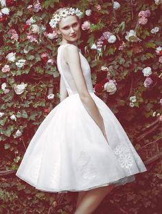 Honor for Stone Fox Bride   ELLE