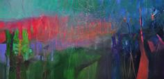 """""""Forest Breeze""""  150x300"""