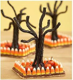 homemade-haunted-forest-halloween
