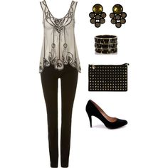 """Cute outfit!"" by amelie-lebel on Polyvore"