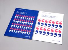 booklet, color