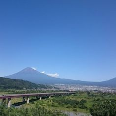 快晴な富士川横浜みなさんありがとう