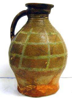 British Museum - Jug - 1150-1200 (circa) - Registration number 1955,0707.2