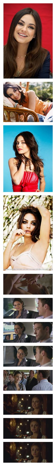 """fc;; mila kunis"" by andsunshine ❤ liked on Polyvore featuring milakunis, faceclaim, mila kunis, faces, people, celebrities and editorials"