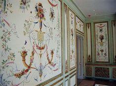 decorative murals