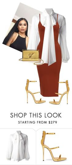 """Sunday Morning!!!"" by cogic-fashion ❤ liked on Polyvore featuring Dondup and Giuseppe Zanotti"