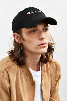 1dd6e0c2f9a Champion X UO Baseball Hat - Urban Outfitters Campus Style
