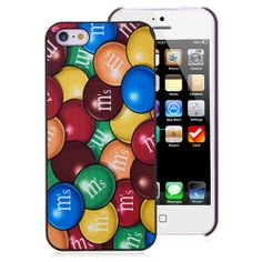 Colorful M&M Chocolate Case For Apple iPhone 5 5S #m&m #chocolate #apple #iphone5 #cellz