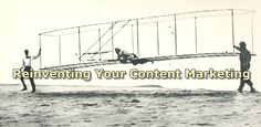 You don't get the results you expected via content marketing? Try these methods to get a fresh start and get the most of content marketing.