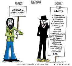Brasil: reforma total