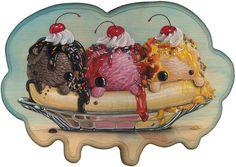 Les créatures aigre-douces de Cuddly Rigor Mortis